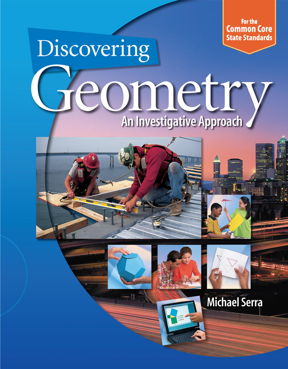 discovering geometry textbook